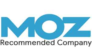 moz recommended company