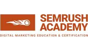 Semrush academy digital marketing company